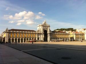 Praca do Comercio Lisboa