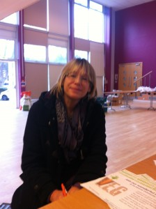 Sue Sanders, one of the St Andrews School, Hove's cookery tuition team is looking for a cooker.