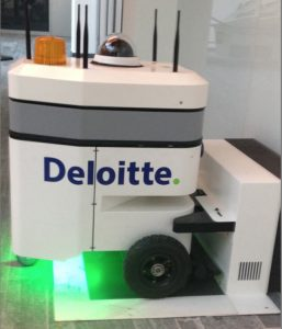 Deloitte Robot